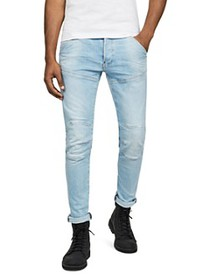 G-STAR RAW - 5620 3-D Slim Fit Jeans in Sun Faded