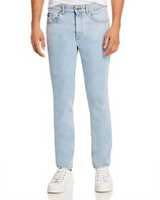 Versace Jeans Couture - Patch Pocket Skinny Fit Je