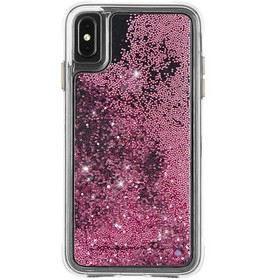 Case-Mate iPhone Xs Max Waterfall Rose Gold Case