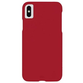 Case-Mate iPhone Xs Max Barely There Cardinal Case