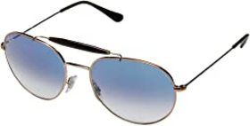 Ray-Ban 0RB3540 56mm