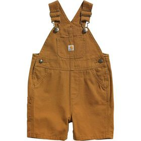 Carhartt Canvas Bib Shortall - Infants'