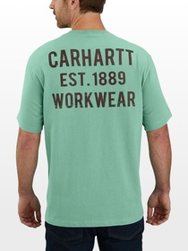 Carhartt TK176 Original Fit Graphic T-Shirt - Men'