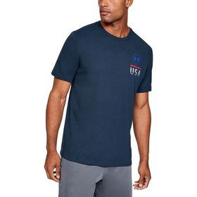 Under Armour Freedom Fierce Competitor T-Shirt - M