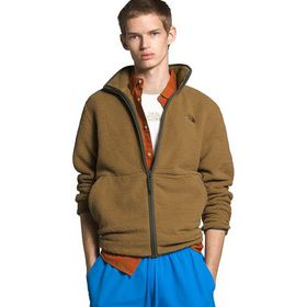 The North Face Dunraven Sherpa Full-Zip Jacket - M