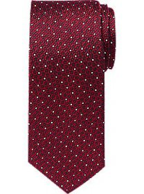 Awearness Kenneth Cole Red Dot Narrow Tie