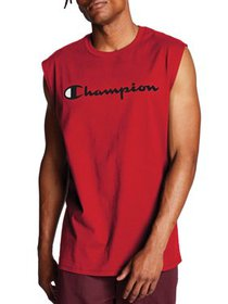 Champion Men's Classic Jersey Muscle Tee
