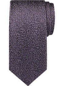 Awearness Kenneth Cole Lilac Patterned Narrow Tie