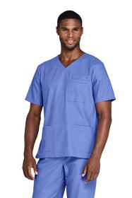 Lands End Men's Scrub Top