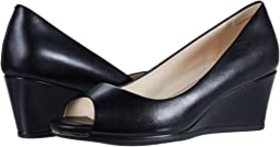 Cole Haan Grand Ambition Open Toe Wedge (55 mm)