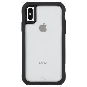 Case-Mate iPhone Xs Max Protection Clear/Black Cas