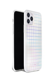 FELONY CASE Holographic Grid iPhone 11 Case