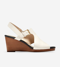 Cole Haan Philomina Wedge Sandal