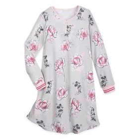Disney Minnie Mouse Floral Nightshirt for Women