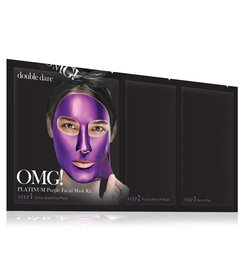 Double Dare OMG Purple Peel Treatment Mask