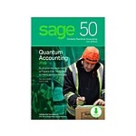 Sage 50 Quantum Accounting 2020 for 1 User, Window