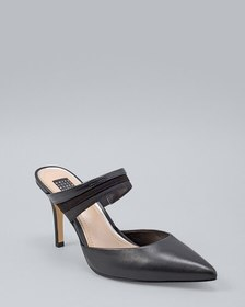 Strappy Mules