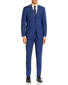 Theory - Chambers & Mayer Plaid Slim Fit Suit Sepa