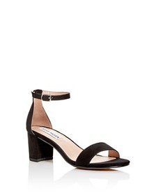 STEVE MADDEN - Girls' JCarrson Block-Heel Sandals