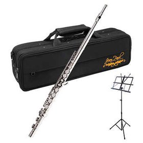 Jean Paul Flute Bundle with Case and FREE Music St