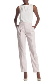 REISS Esme Pleat Front Tapered Trousers