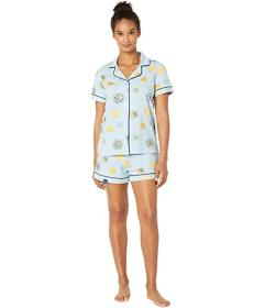 BedHead Pajamas Short Sleeve Classic Shorty Pajama