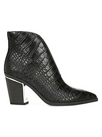 Circus by Sam Edelman Colleton Ankle Booties BLACK