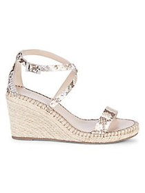 Charles by Charles David Nola Leather Espadrille W