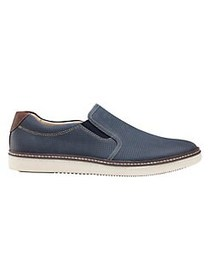Johnston & Murphy McGuffey Perfed Slip-On Sneakers