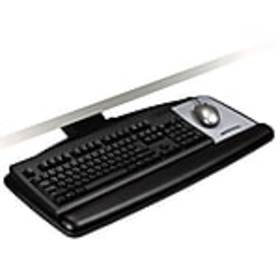 3M™ Keyboard Tray, Lift to Adjust Height and Tilt,