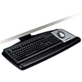 3M™ Keyboard Tray, Knob to Adjust Height and Tilt,