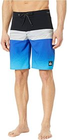 "Quiksilver Highline Hold Down 20"" Boardshorts"