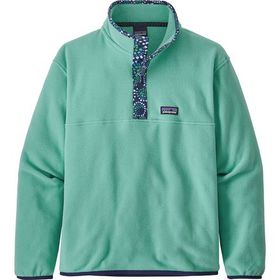 Patagonia Micro D Snap-T Pullover - Girls'