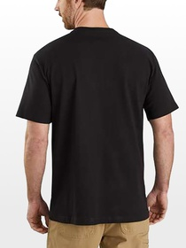 Carhartt Relaxed Fit Midweight Short-Sleeve Graphi