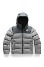 The North Face Boy's Moondoggy 2.0 Down Hooded Jac