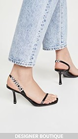 Alexander Wang 85mm Ivy Slingback Sandals
