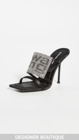 Alexander Wang Julie High Heel Slides