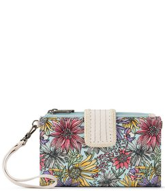 Sakroots Olympic Smartphone Printed Crossbody Bag