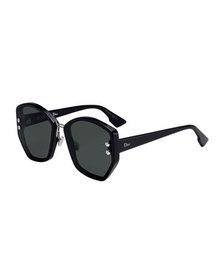 Dior DiorAdd2 Square Acetate Sunglasses