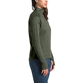 The North Face Womens Canyonlands 1/4 Zip- Sale Co
