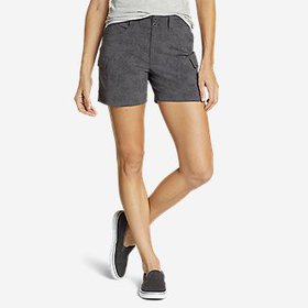 Women's Sightscape Horizon Cargo Shorts - Print
