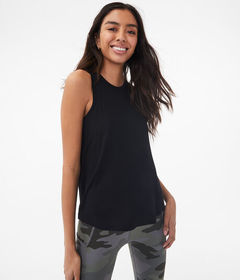 Aeropostale Seriously Soft Relaxed Tank***