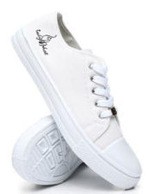Baby Phat fucat low vulc lace-up sneakers