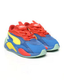 Puma rs-x3 puzzle ac sneakers (4-10)