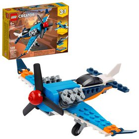 LEGO Creator 3in1 Propeller Plane 31099 Flying Toy