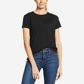 Women's Myriad Short-Sleeve Crew - Solid