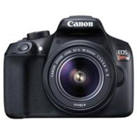 Canon EOS Rebel T6 DSLR with 18-55mm IS Lens