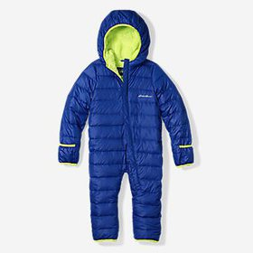 Infant Classic Down Snow Suit