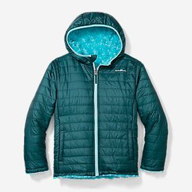Girls' Rock Creek Reversible Jacket