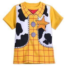 Disney Woody Costume T-Shirt for Kids